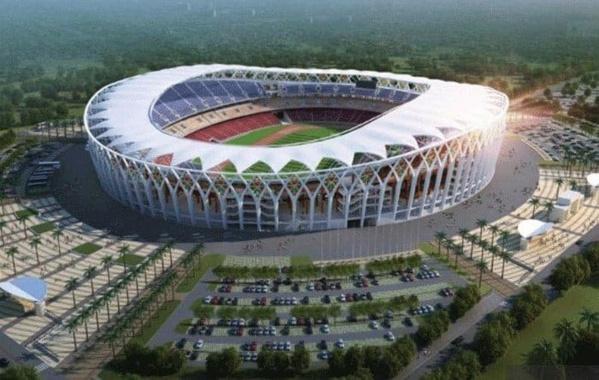 Stade Olympique de Diamniadio : La pose de la première pierre prévue ce 20 janvier