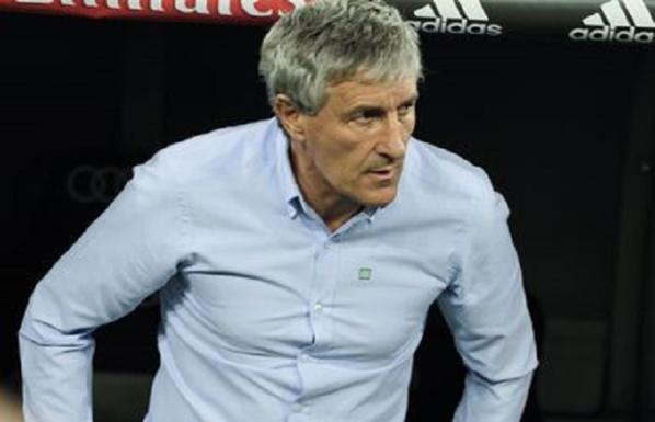 Barça : c'est fini pour Valverde, Setién le remplace ! (Officiel)