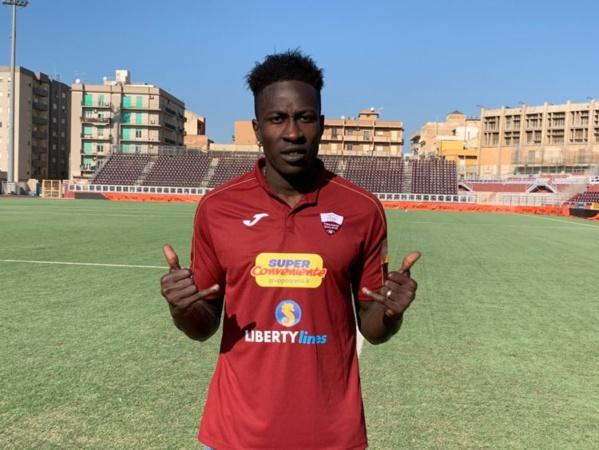 Mamadou Coulibaly rejoint Trapani (Série B) sous forme de prêt !