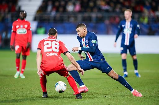 Coupe de France : Sans Gomis, Dijon pulvérisé par le PSG
