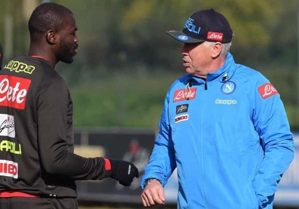Everton mise sur Ancelotti pour faire venir Koulibaly et Allan