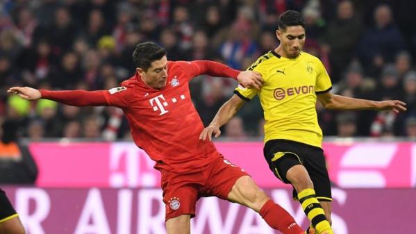Bundesliga : Klassiker Dortmund-Bayern, le BVB en opération revanche