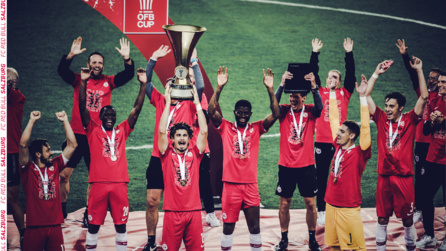 Coupe d'Autriche : Le RB Salzbourg sacré champion