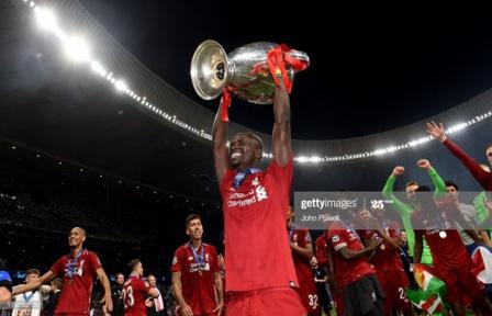 Liverpool : Sadio Mané réagit après le sacre et adresse une mention spéciale