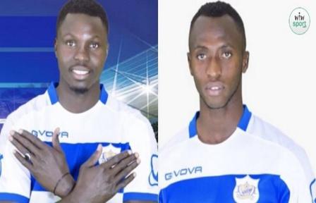 Sedan : deux joueurs de Teungueth FC recrutés