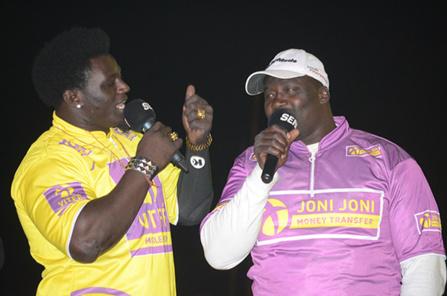 Gaston Mbengue décroche le remake Gris Bordeaux - Balla Gaye 2