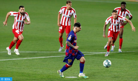 Messi atteint la barre des 700 buts