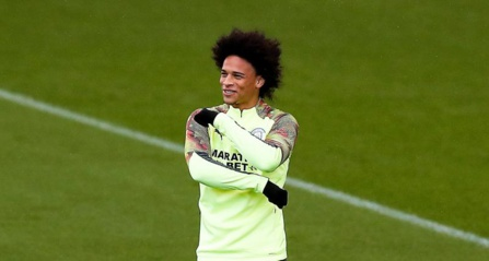 Le message d'adieu de Leroy Sané aux Citizen