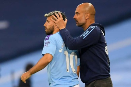 Guardiola confirme l'absence d'Agüero face au Real