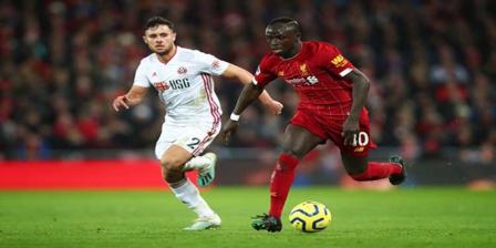 Georges Baldock défenseur de Sheffield United : « Sadio Mané est un cauchemar pour moi… »