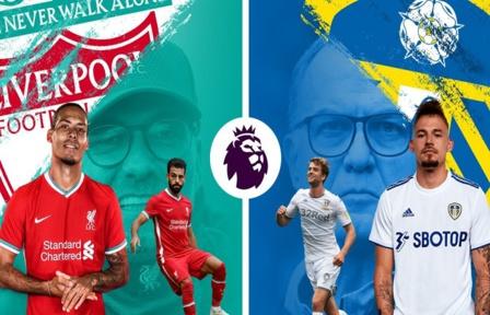 La Premier League de retour ce samedi : une affiche Liverpool vs Leeds à 16h 30