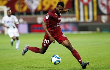 Ligue 1 : Metz battu par Lille (1-0), Habib Diallo a participé à la rencontre