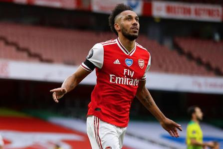 Arsenal : Aubameyang prolonge et veut « être une légende »