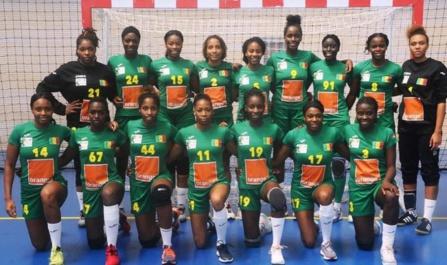 TQO d'Handball dames : Frédéric Bougeant retient une liste de 15 joueuses