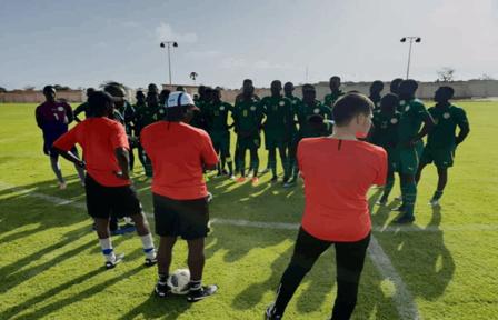 Equipe nationale U17 : 35 joueurs convoqués pour un stage à Guéréo