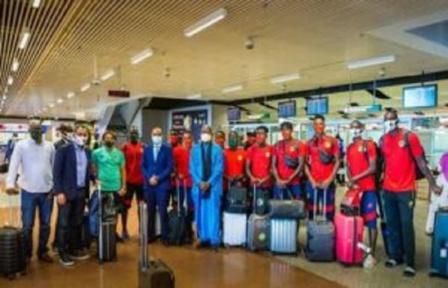Amical Sénégal-Mauritanie  : les mouraboutines débarquent à Dakar