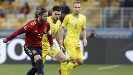 Ligue des Nations: l'Espagne renversée en Ukraine, du spectacle entre l'Allemagne et la Suisse