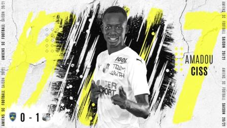 Ligue 2 : Sochaux de Daf enregistre sa première défaite