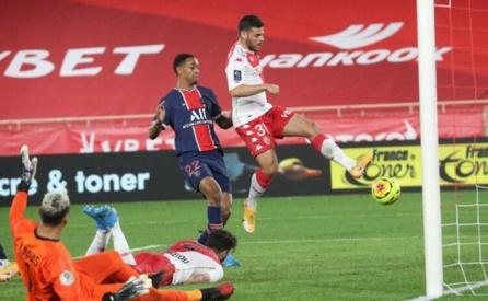 Ligue 1 : Gana Gueye absent, PSG renversé par Monaco (2-3)