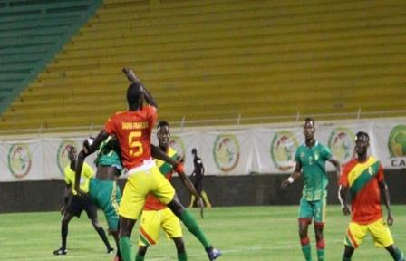 Tournoi de qualification de la CAN des u20 : la Guinée et la Guinée-Bissau en demi-finales