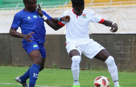 Tournoi de l'UFOA A : le Gambie complète le tableau des demi-finales