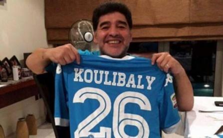 Décès de Maradona : Kalidou Koulibaly: « Je n'oublierai jamais tes paroles pour moi »