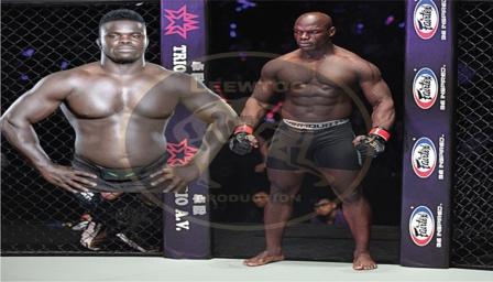 MMA : Reug Reug va finalement affronter Alain Ngalani à la place de d'Almeida