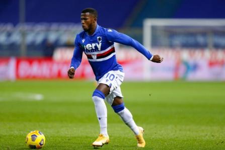 Keita Baldé Diao : « J'ai parlé Ballo Touré, Bouna Sarr et Ferland Mendy pour qu'ils choisissent le Sénégal »