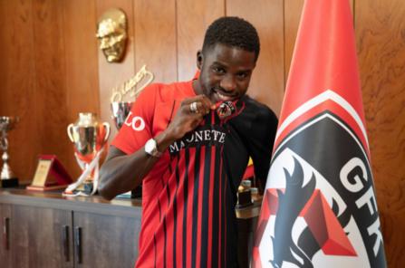 Gaziantep FK : Djilabodji prolonge jusqu'en 2024
