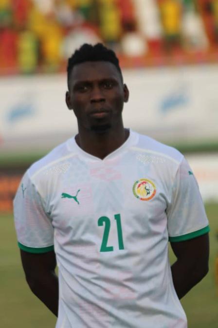 Lamine Gassama : « Le but de Gana a fait du bien à l'équipe »