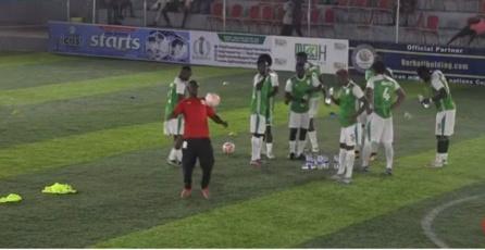 Mini Foot : Le Sénégal a raté sa demi-finale, les Lions interdits d'accès au stade