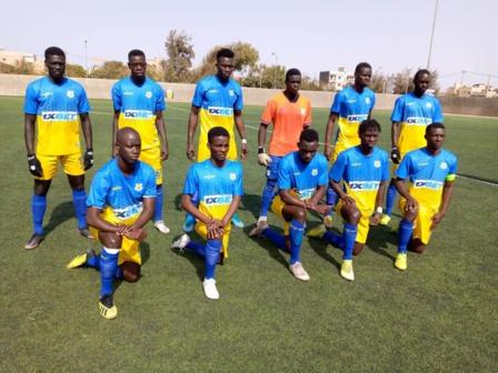 Guédiawaye FC champion de la ligue 2