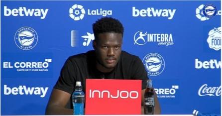 Mamadou Loum Ndiaye : « Pourquoi j'ai choisi Deportivo Alavés »