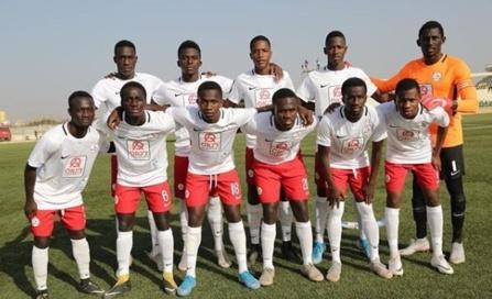 Coupe CAF : le match Diambars contre Wakriya se jouera en une seule manche