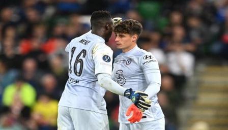 Chelsea : Kepa « Il faut assumer son rôle »