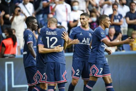 Ligue 1 : Paris SG bat Clermont (4-0), Gana Gueye buteur également