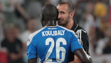 Victime de racisme, Chiellini apporte son soutien à Koulibaly