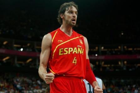 BASKET : Pau Gasol, légende du basket espagnol, annonce sa retraite internationale