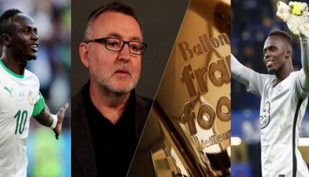 Ballon d'Or : les absences de Mendy et Mané, Pascal Ferré explique