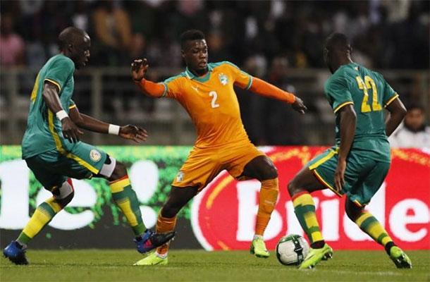Amical Sénégal-Cote d'ivoire: Lions et Eléphants se quittent (1-1) en match amical