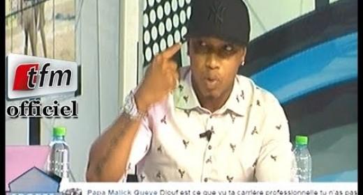 El hadj Diouf : « On ne gagnera rien avec cette fédération »