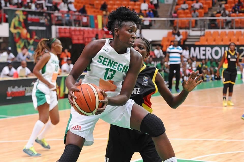 AFROBASKET FEMININ 2017 : Les « Lionnes » débutent contre la Guinée
