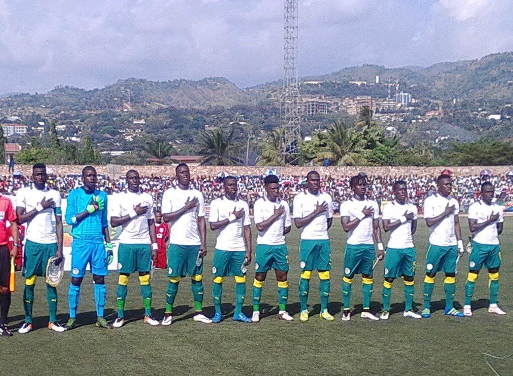 Mondial 2018 : Adama Barrow souhaite recevoir les « lions »
