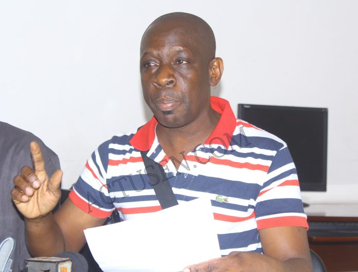 Lancement officiel de Sport221: Le mot du Directeur Amedine Sy