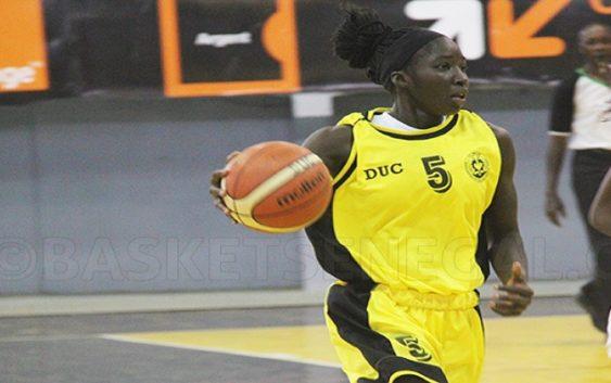 Basket 10e journée N1 Féminin : DBALOC a résisté mais le DUC s'en est bien sorti (69-53)