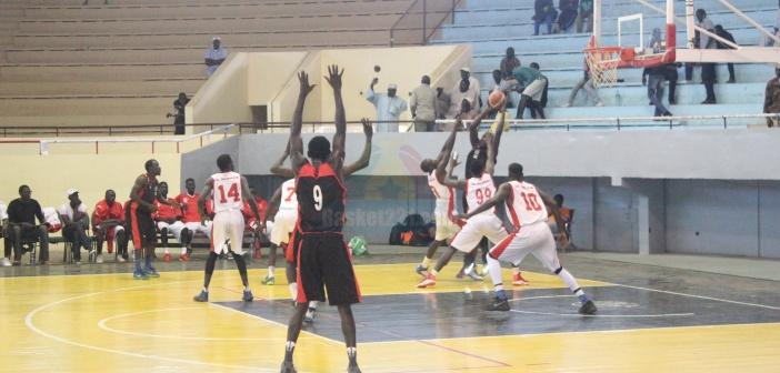 Basket 8e journée N1 masculin : Ouakam sans trembler face à Louga (66-50)
