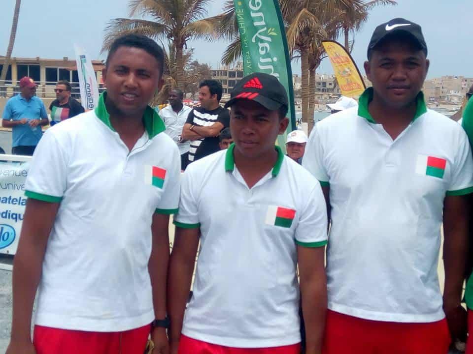 Première édition Open International de Dakar : Madagascar sacré