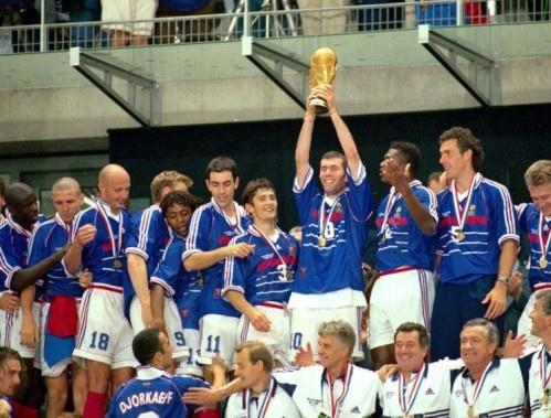 France 98 : un match de gala sur TF1 pour les 20 ans de la victoire en Coupe du monde