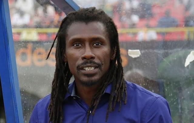 """Aliou Cissé: """"Nous sommes confiants"""""""