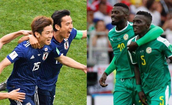 Sénégal vs Japon:  La balle de match
